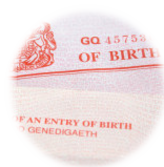 Require an Original Copy Birth Certificate