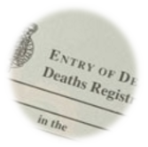 British Death Certificate Replacement